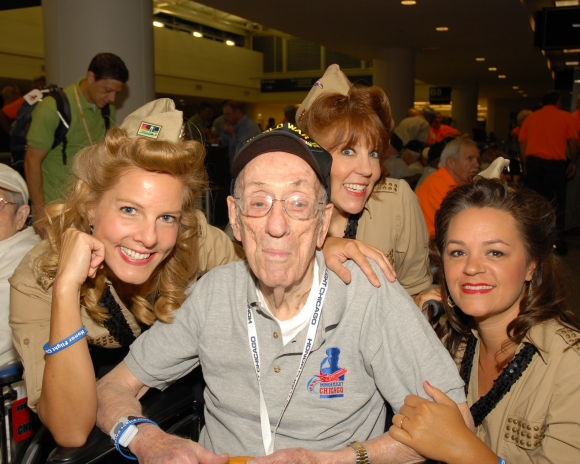 Honor Flight Chicago, Legacy Girls