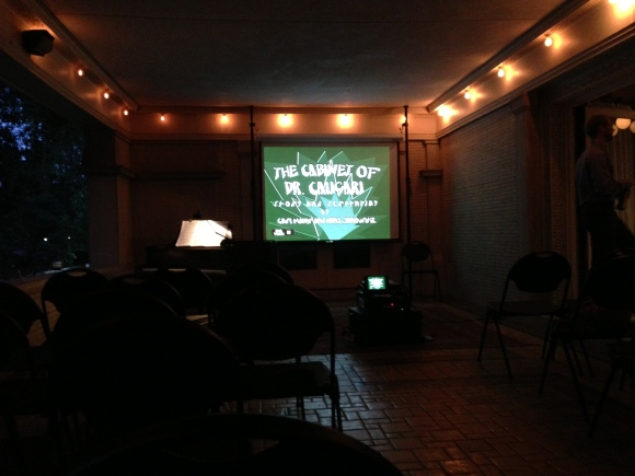 Movies on the Porch at Pleasant Home