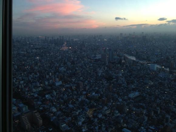 view Tokyo Sky Tree