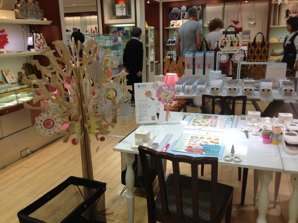 Marta Stewart Crafts at Isetan