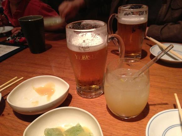 izakaya drinks