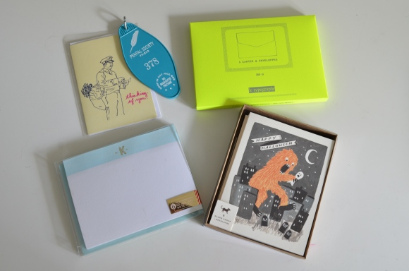 stationery picks from Greer