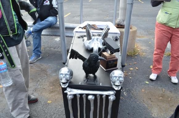 spookiest casket, casket races
