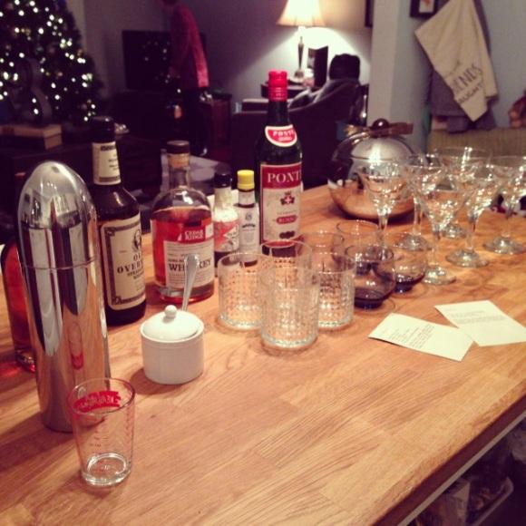 whiskey chat bar