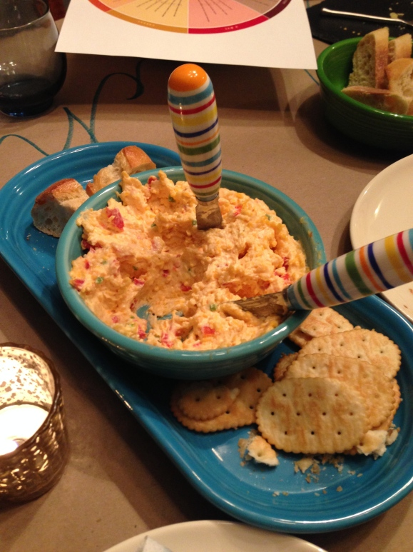 whiskey chat pimento cheese