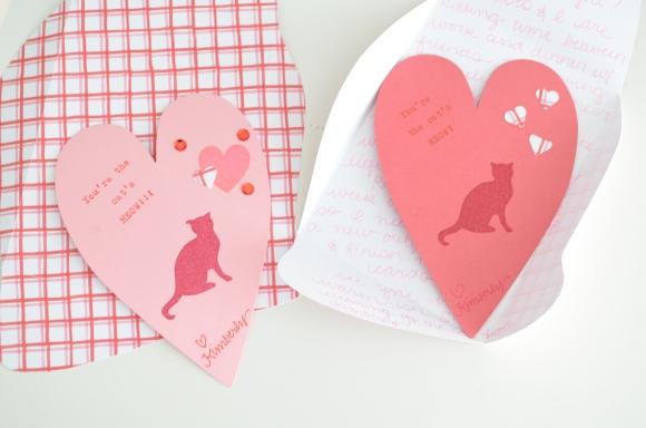 cat pun cards