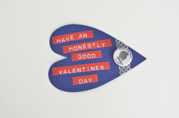 Honest Abe Valentine