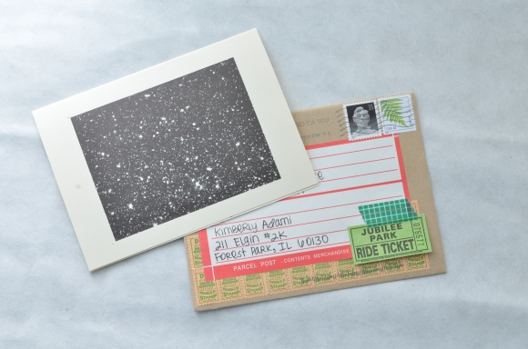 constellation card