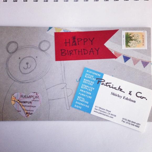 bear mail