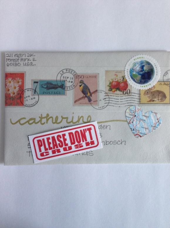 stamp washi