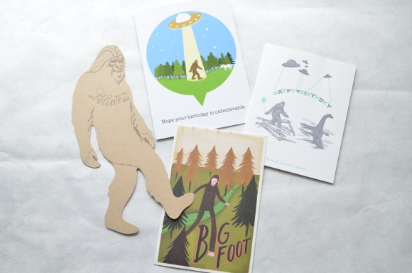 Big Foot, Sasquatch, Myth
