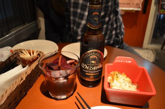 Tokyo restaurants, Los Borrachos