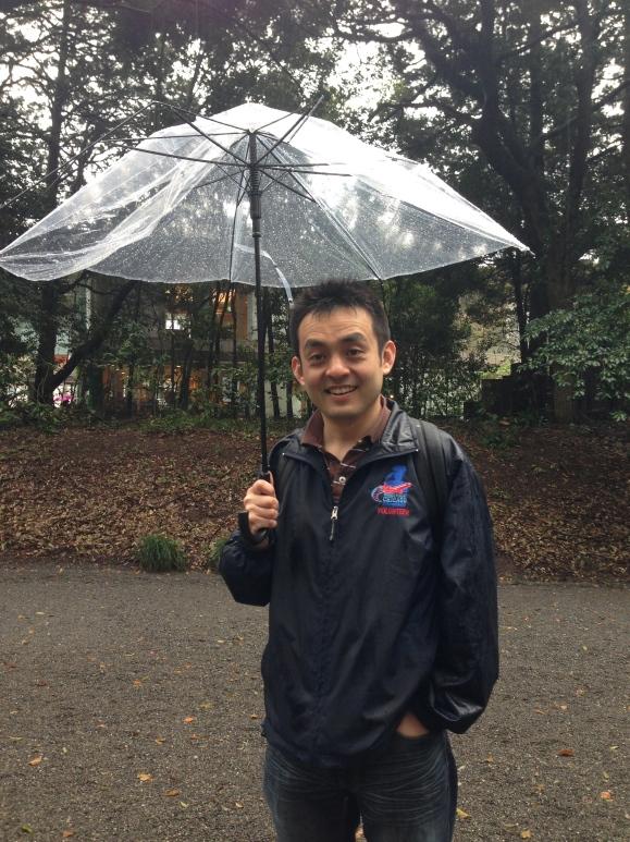 naoto and the broken umbrella