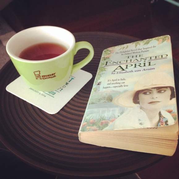 book club, Elizabeth von Arnim