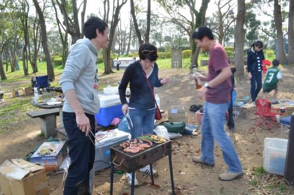 BBQ in Tokyo