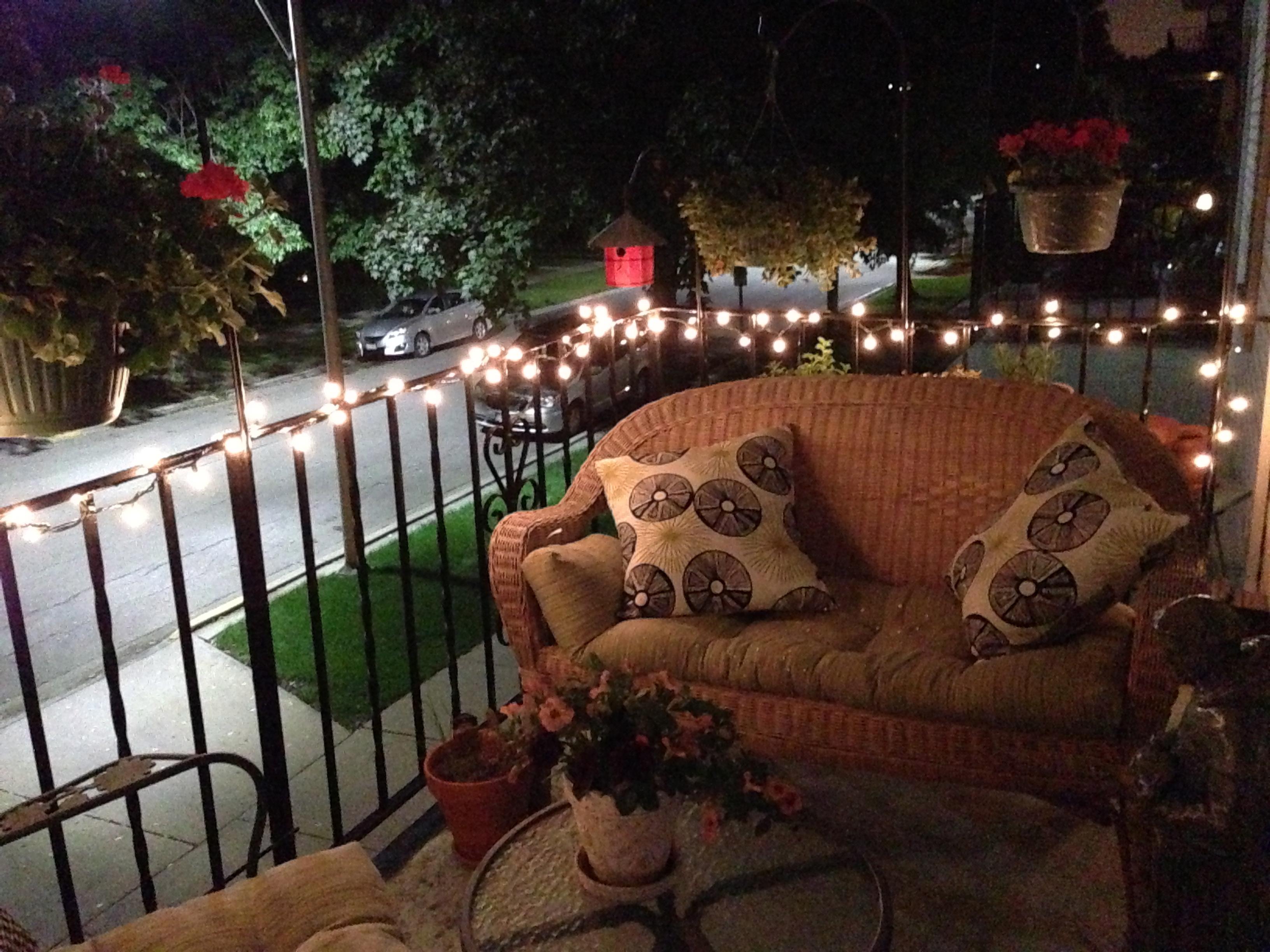 Twinkle Lights | kimberly ah for condo balcony lights  183qdu