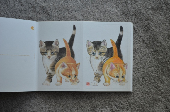 postcards from okaasan