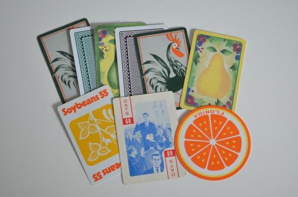 Saturday Morning Vintage Paper Parcel