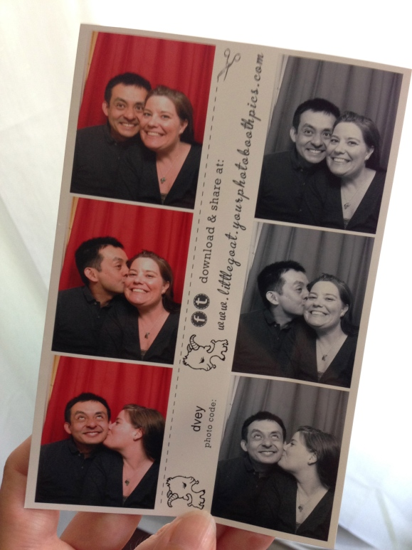 little goat diner photo booth