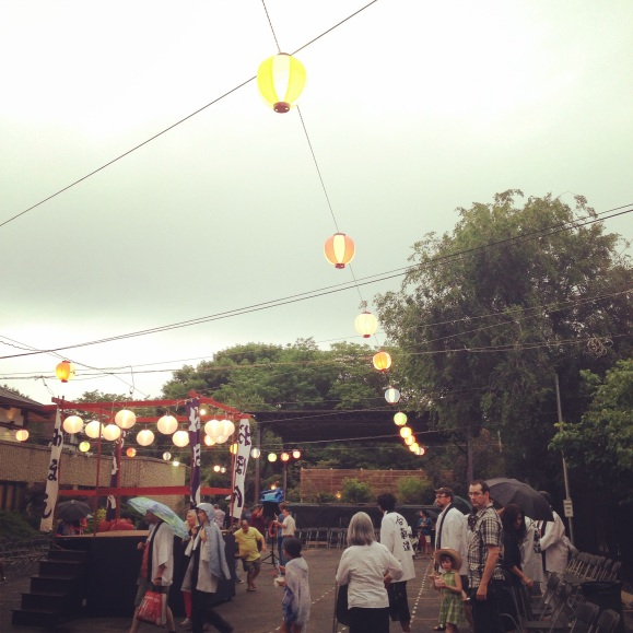 midwest buddhist temple obon festival