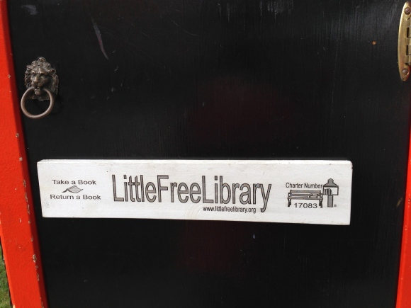 Little Free Library Forest Park, IL