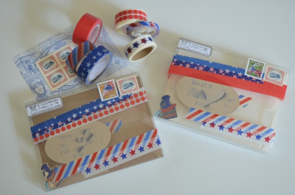 honor flight, military mail, patriotic mail
