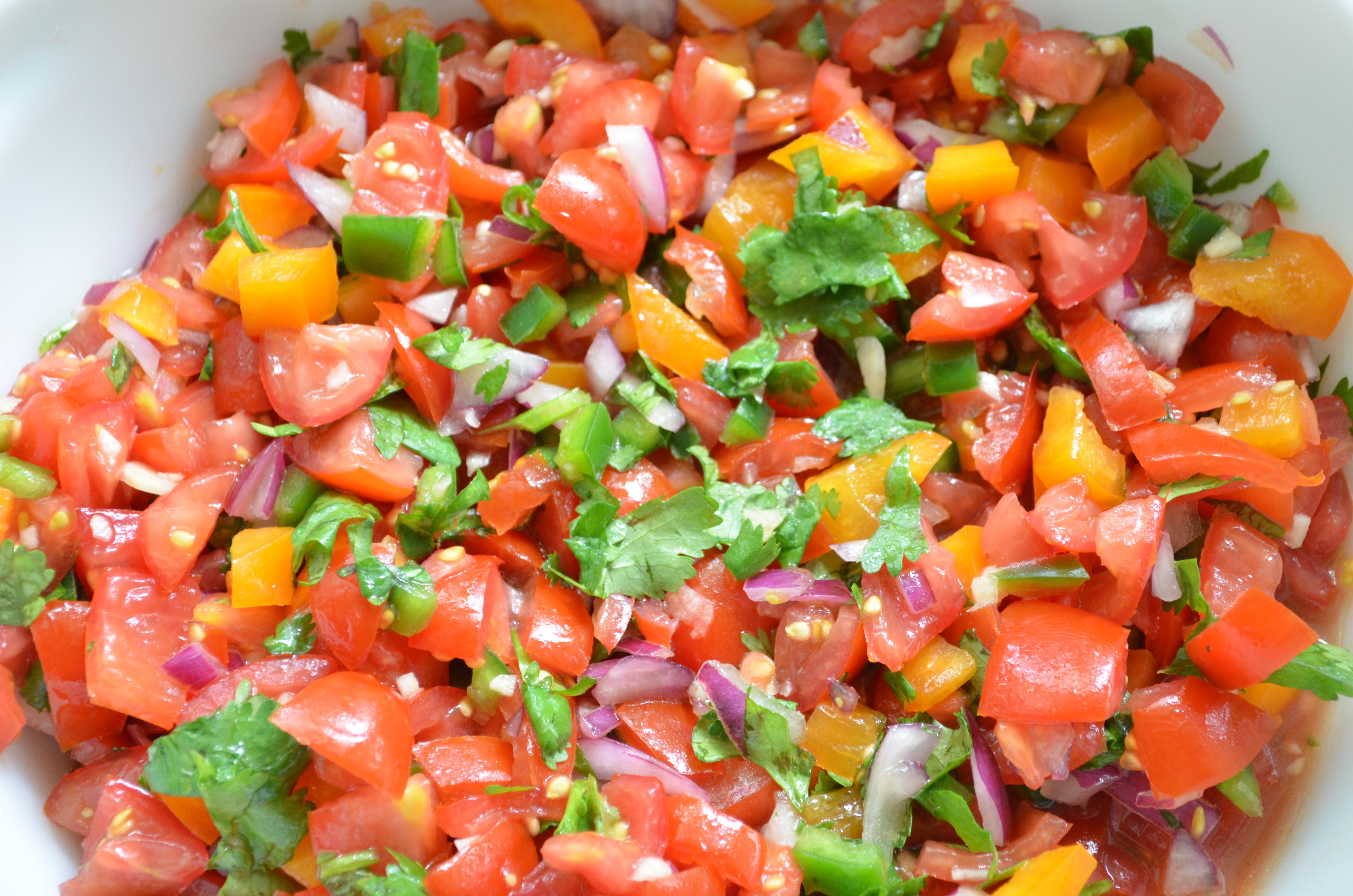 summer fresh salsa