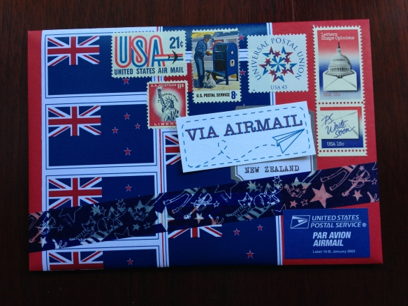 Kiwi Congratulations | kimberly ah