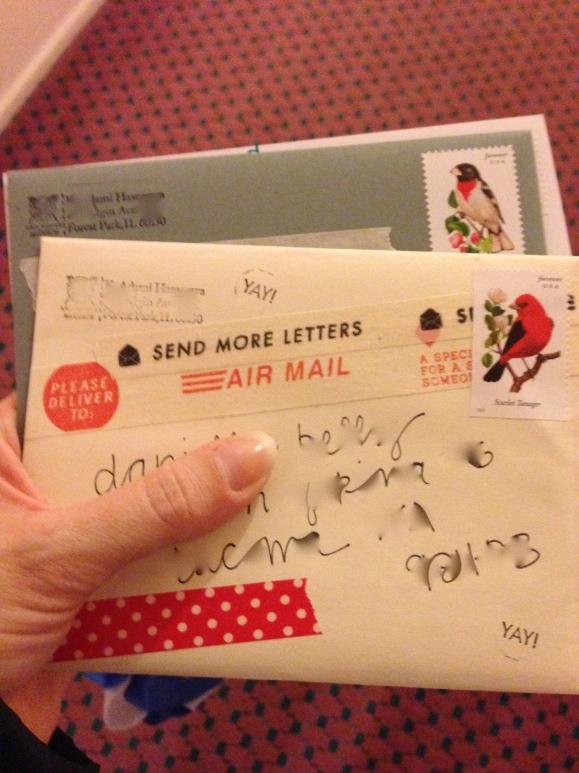 LWA letter social letters