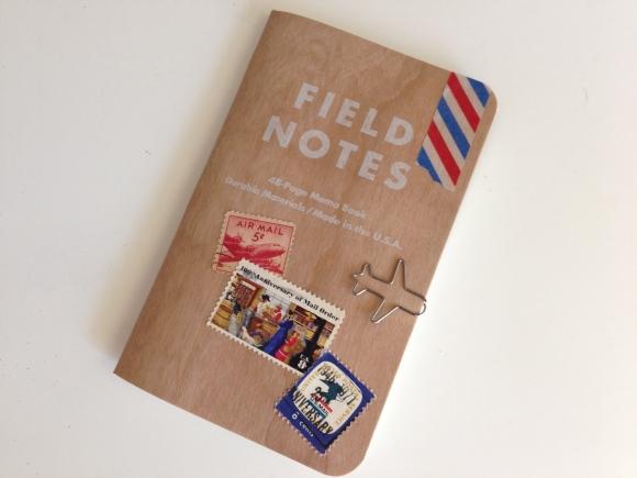 Field Notes Shelterwood, Postal Consumer Advisory Council