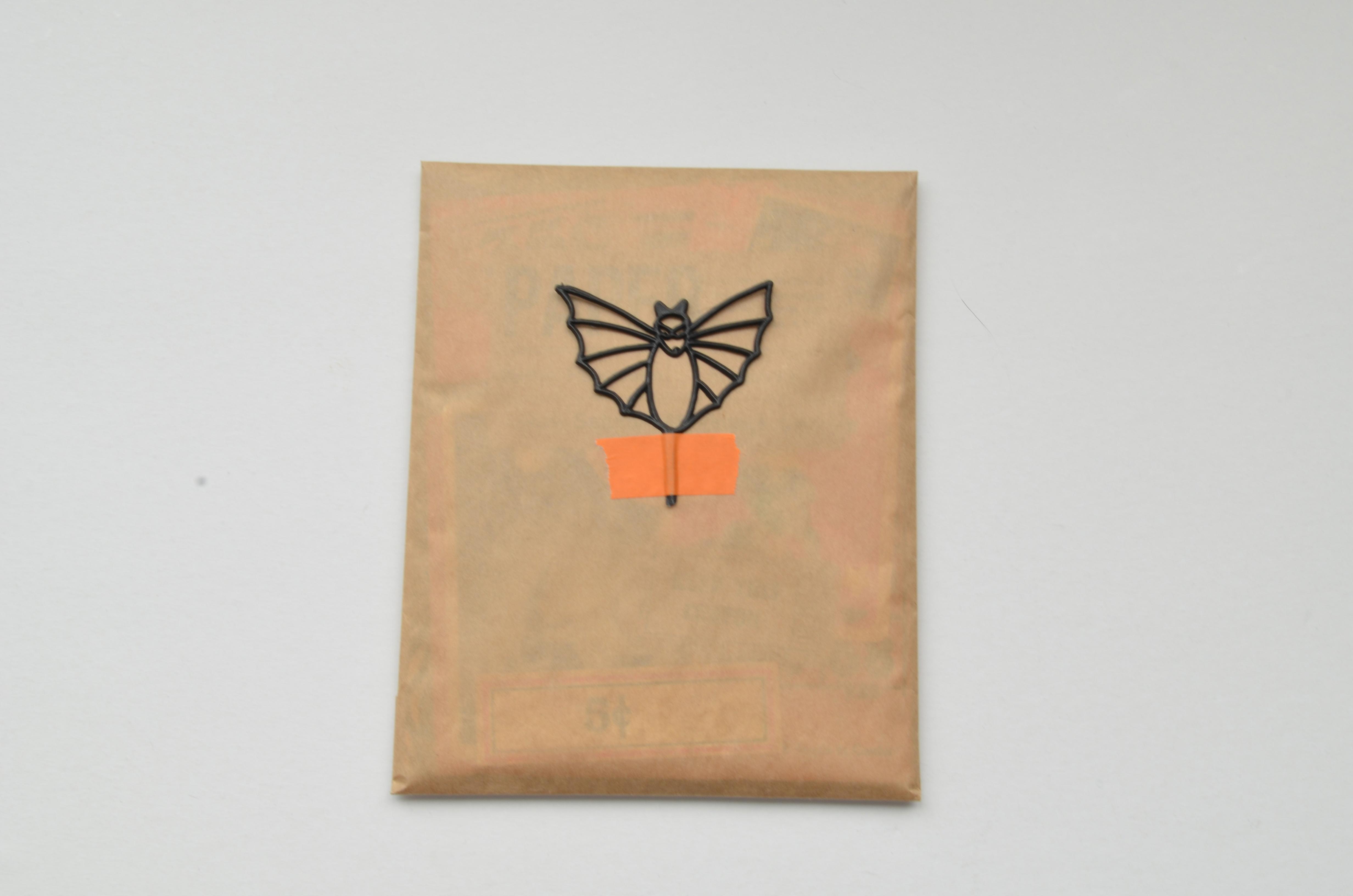 Saturday morning vintage october paper parcel