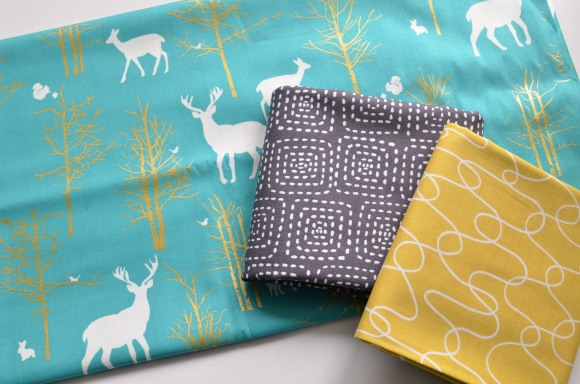 fabric from Missouri Star Quilt CO