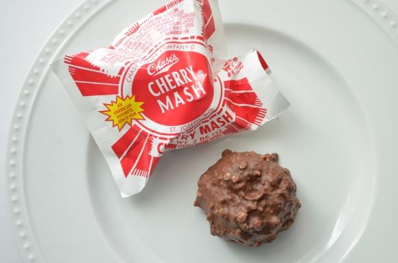 Cherry Mash Candy, Chase Candy, St. Joseph, MO