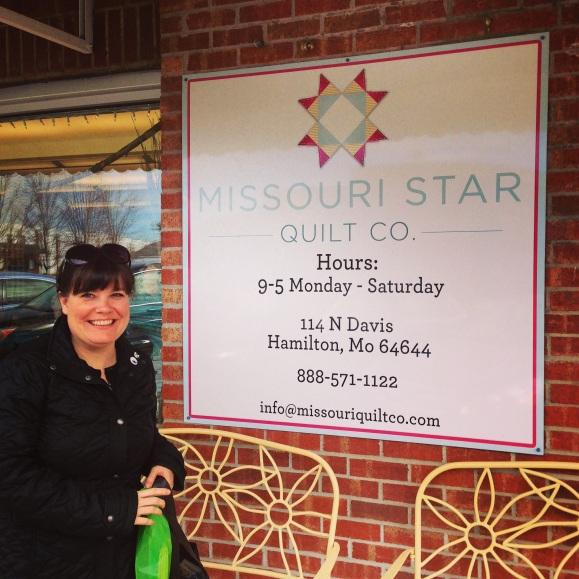 Missouri Star quilts, Hamilton, MO