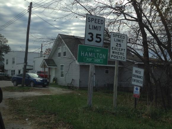roadtrip to Hamilton, MO