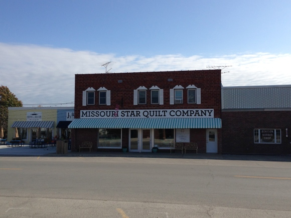 Missouri Star quilts, Hamilton, MO