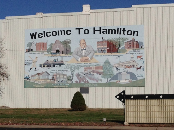 roadtrip to Hamilton, MO