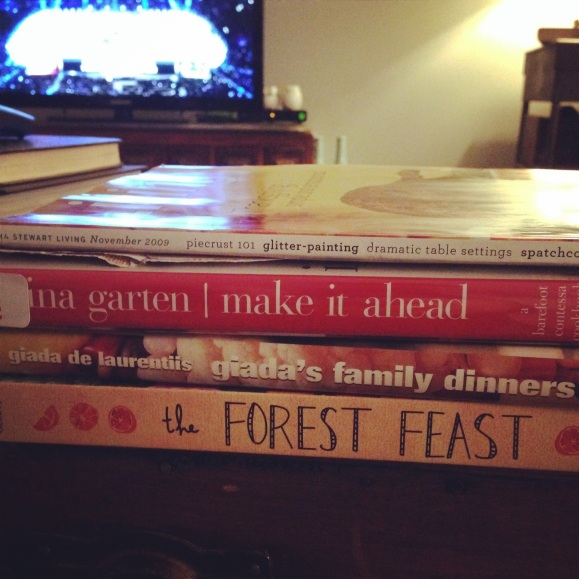 thanksgiving cook books