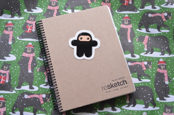 resketch notebook