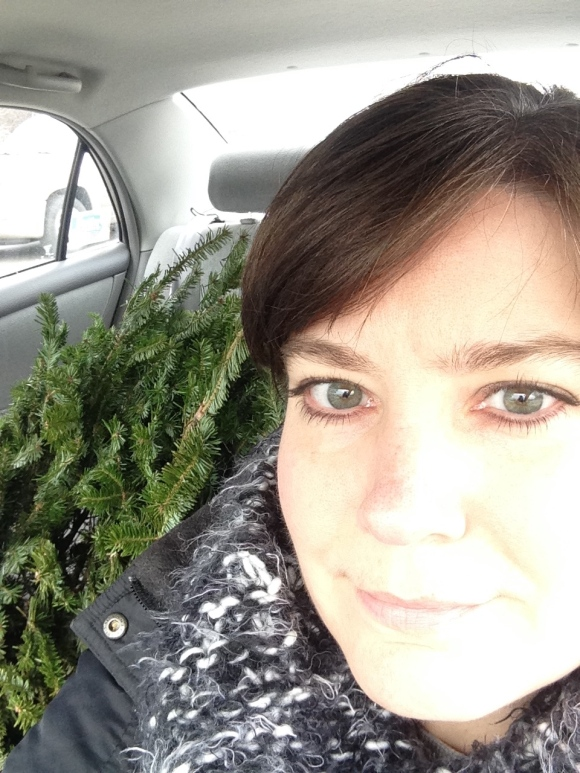 me and the tree 2014