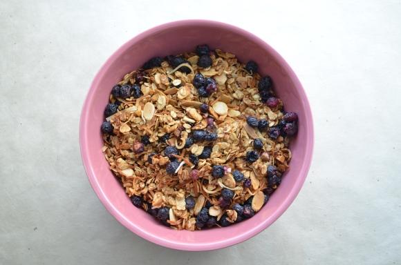 trader joes, homemade granola