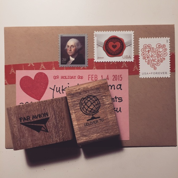 letter month, outgoing mail, valentines