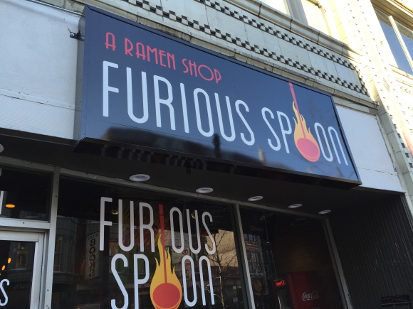 Furious Spoon, ramen, chicago