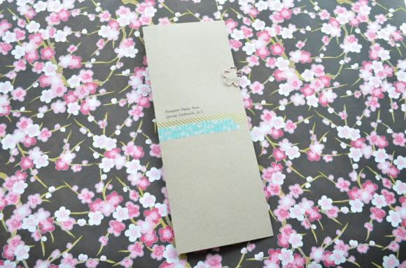 Hasegawa Happy Hour menu cover