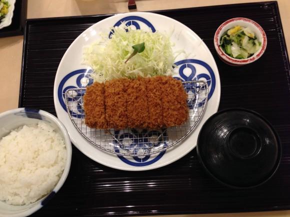 Maisen Tonkatsu Meal