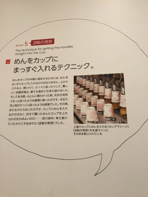 Cup Noodle Museum history