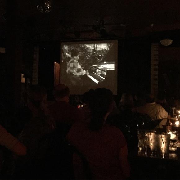 Kings of the Keyboard, 16mm film strip
