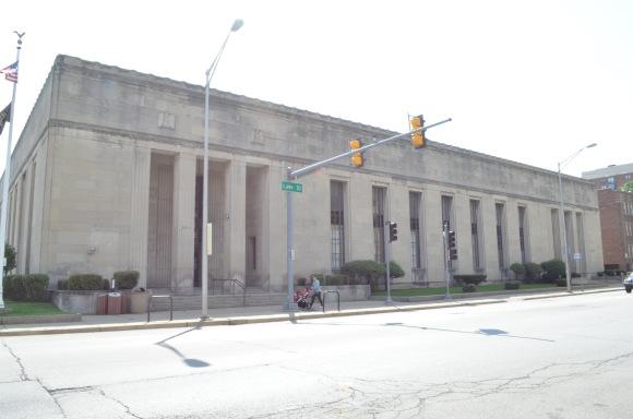 Oak Park, IL Post Office