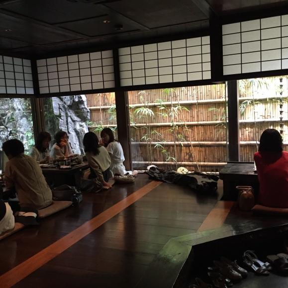 ambiance, Yuzuya Ryokan, Kyoto, Japan