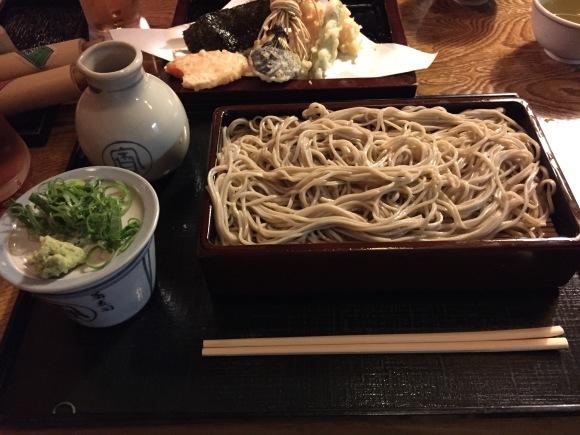Owariya noodles